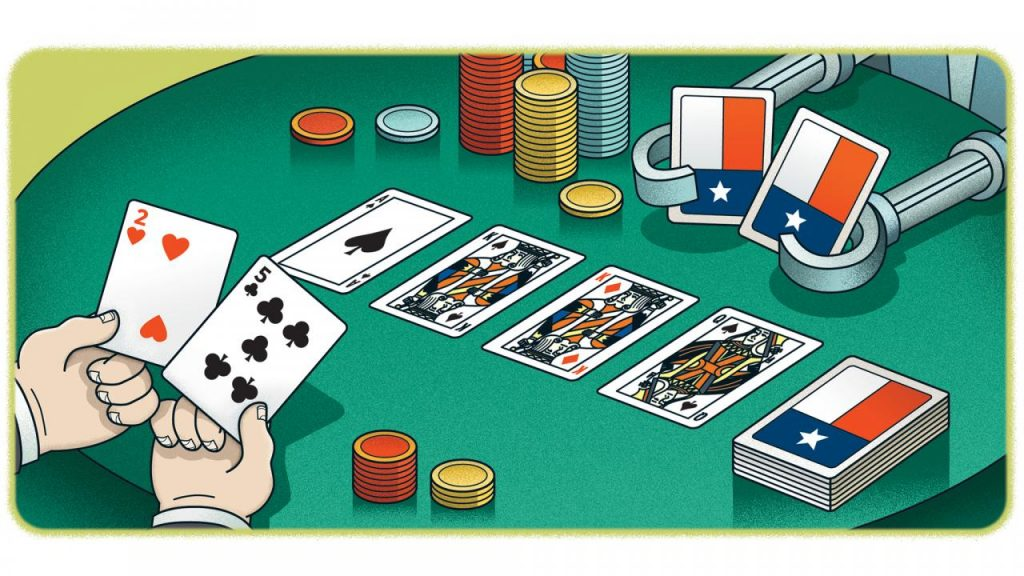 The Way To Play Poker Online: Guidelines And Tips
