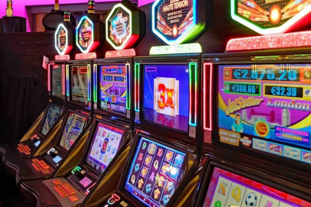 Slot Iphone Apps