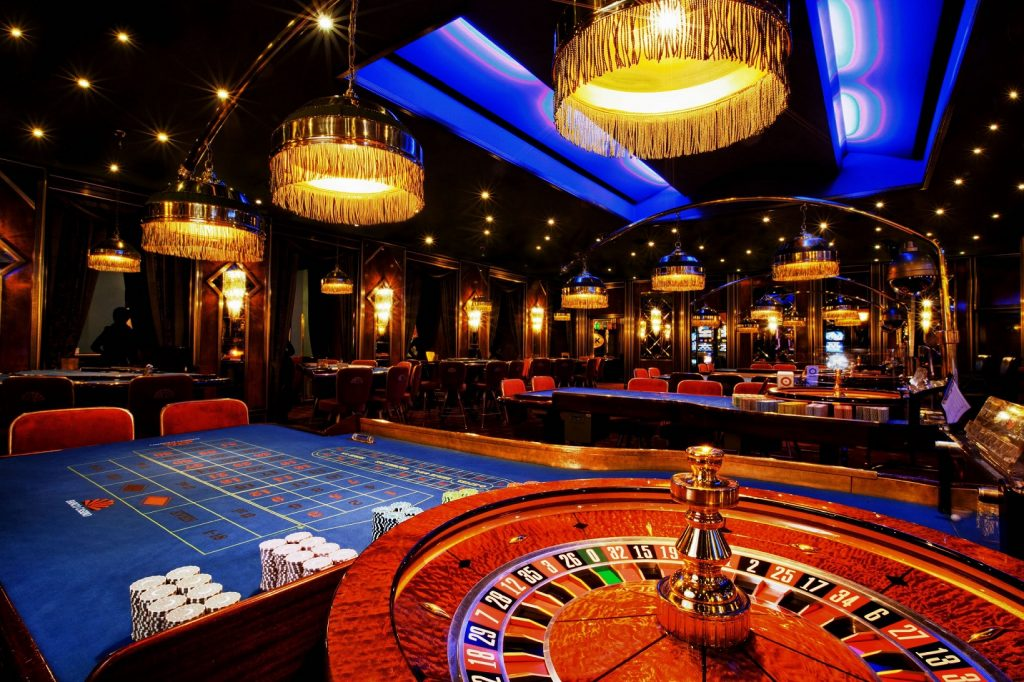 Online Casino The right way to Be More Productive?